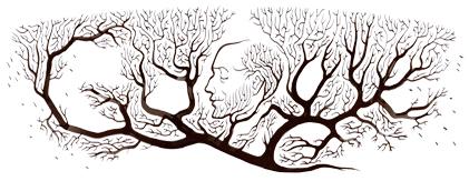 Google Logo: Santiago Ramón y Cajal's 160th birthday - Spanish pathologist, histologist & neuroscientist